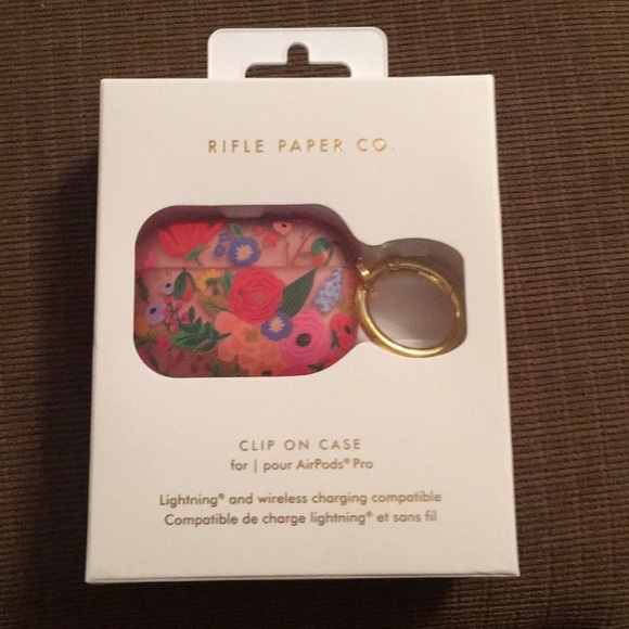 Rifle Paper Co. AirPods Pro Case